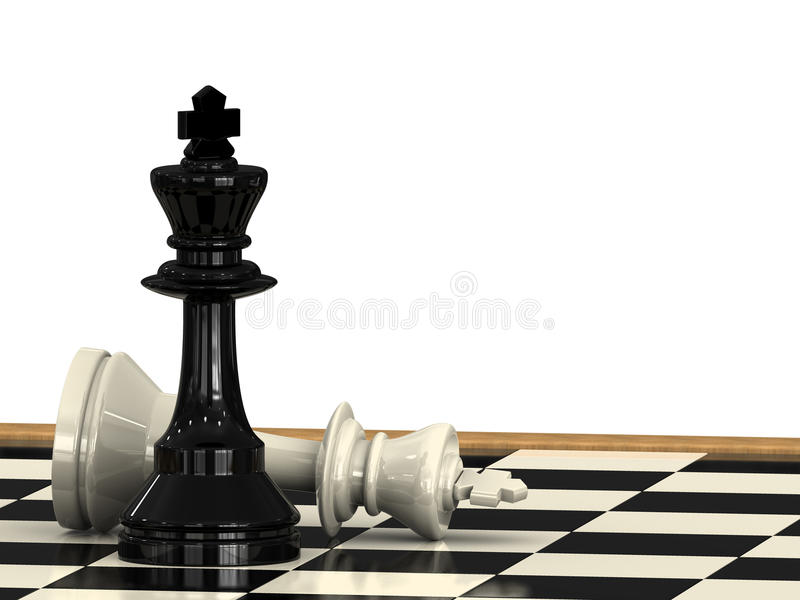 Check Mate vector illustration