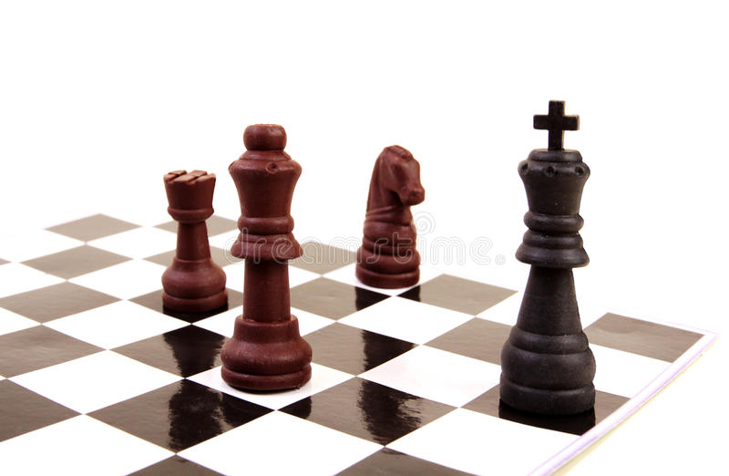 Download Check Mate stock photo. Image of board, finish, piece - 14238198