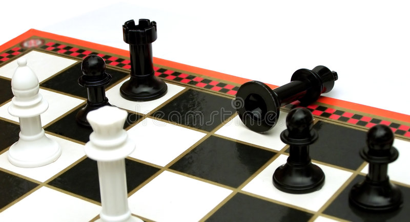 Download Check-mate stock image. Image of blacks, queen, bishop - 168363