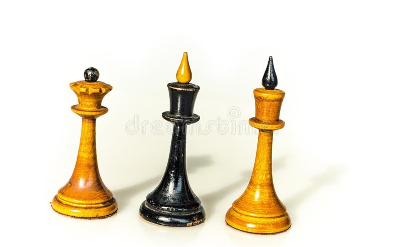 Check and mate royalty free stock images