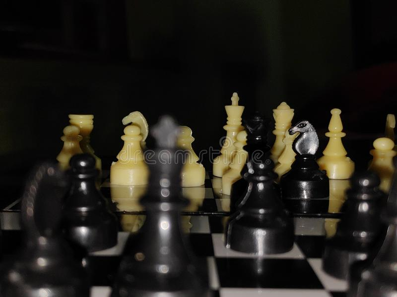 Check mate stock images