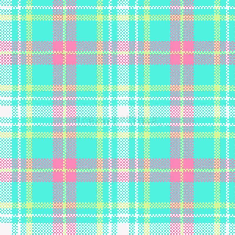 Download Check plaid tartan design stock vector. Image of wallpaer - 12749462