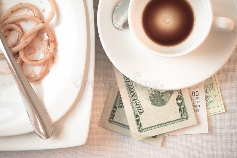 Check the restaurant royalty free stock photos