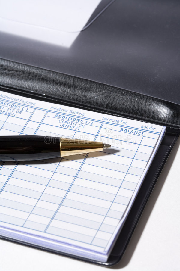 Download Checkbook stock photo. Image of checkbook, business, check - 8348276