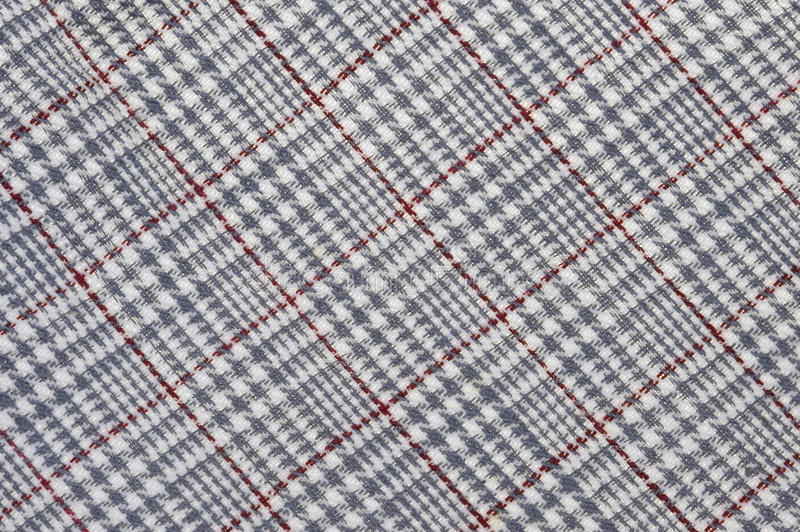 Download Checked cotton fabric stock image. Image of checked, fabric - 11512105