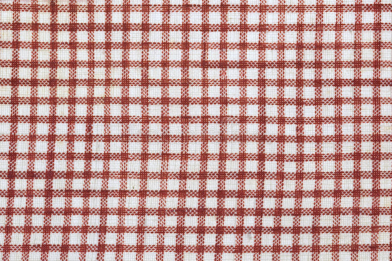 Download Checked cotton fabric stock image. Image of decorative - 11512221