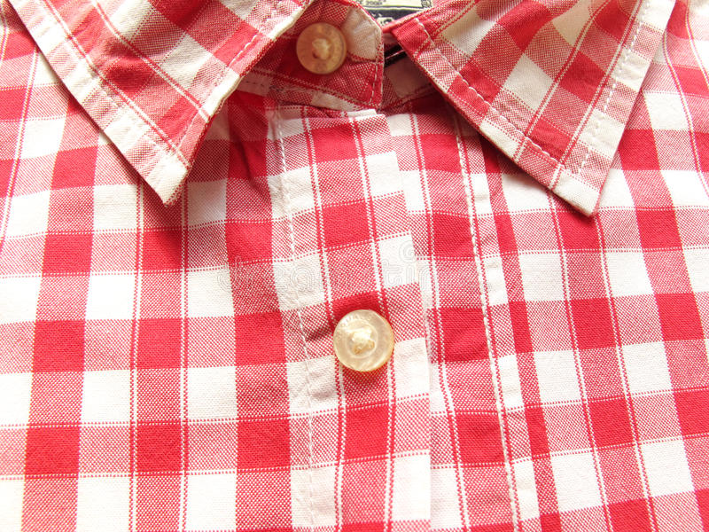 Download Checked Shirt stock photo. Image of manufacturing, checked - 34595256