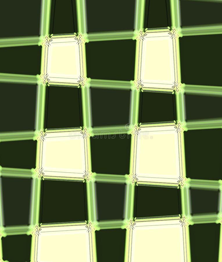Checker royalty free illustration