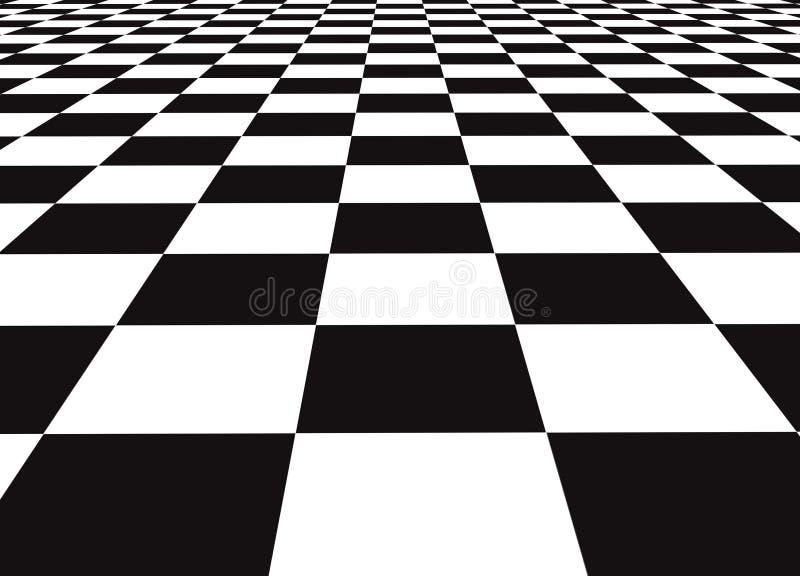Download Checker floor stock illustration. Illustration of tiles - 5174338