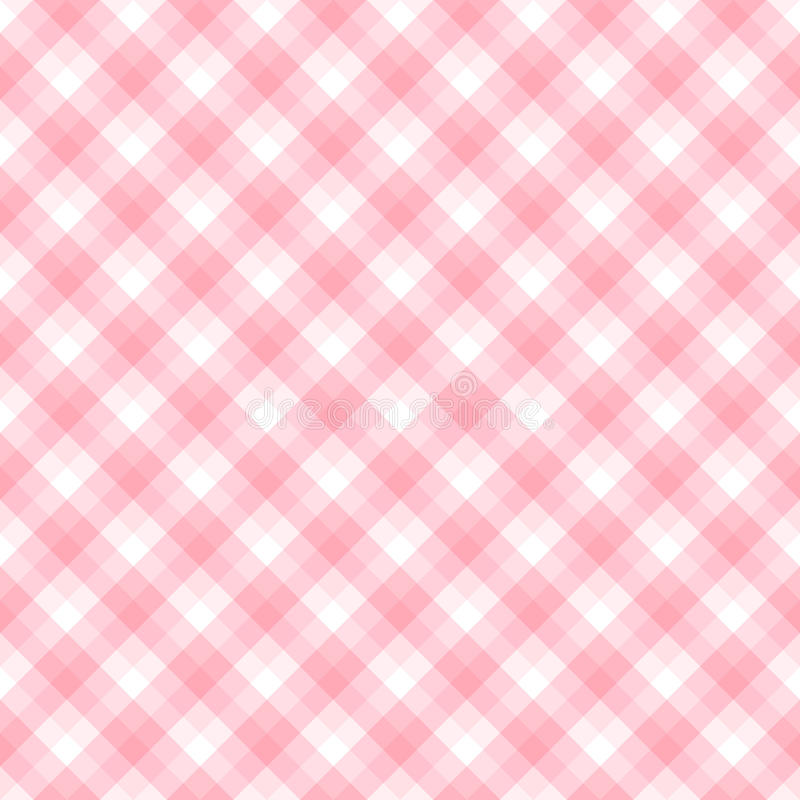 Free Checker Pattern In Hues On Pink And White Royalty Free Stock Photos - 71982598