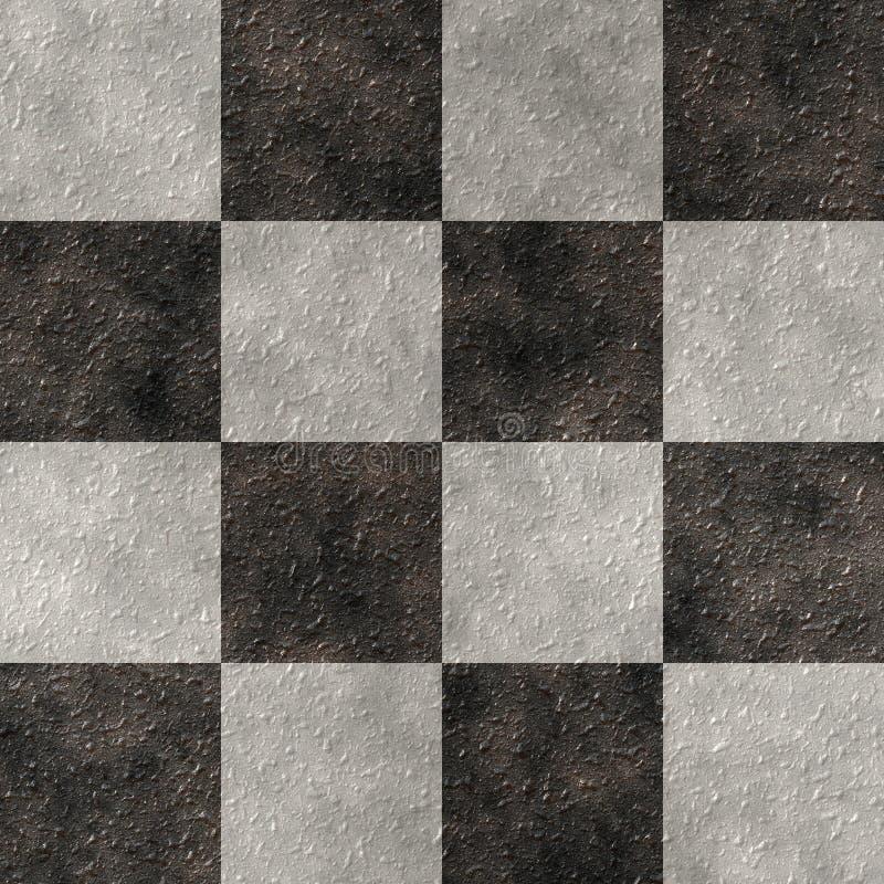 Checker stone (Seamless texture)