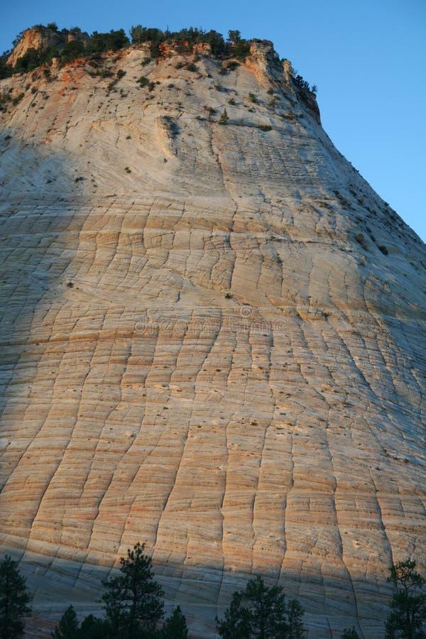 Free Checkerboard Mesa Royalty Free Stock Image - 376516
