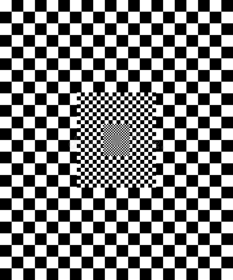 Download Checkerboard pattern stock illustration. Image of board - 7090635