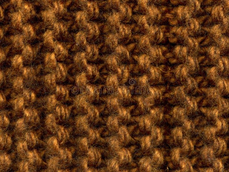 Checkered носовой платок Макрос стоковое фото