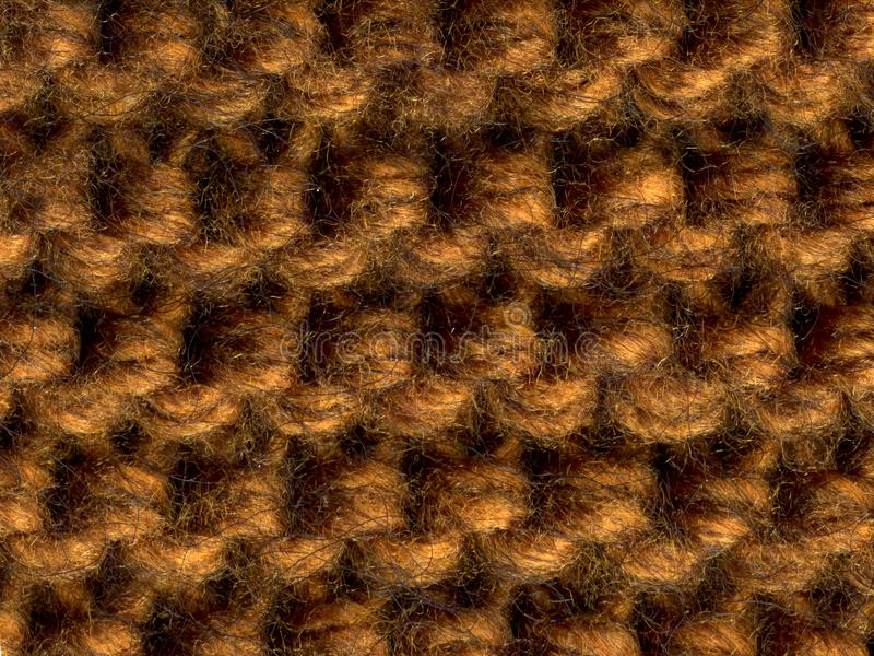 Checkered носовой платок Макрос стоковое фото rf