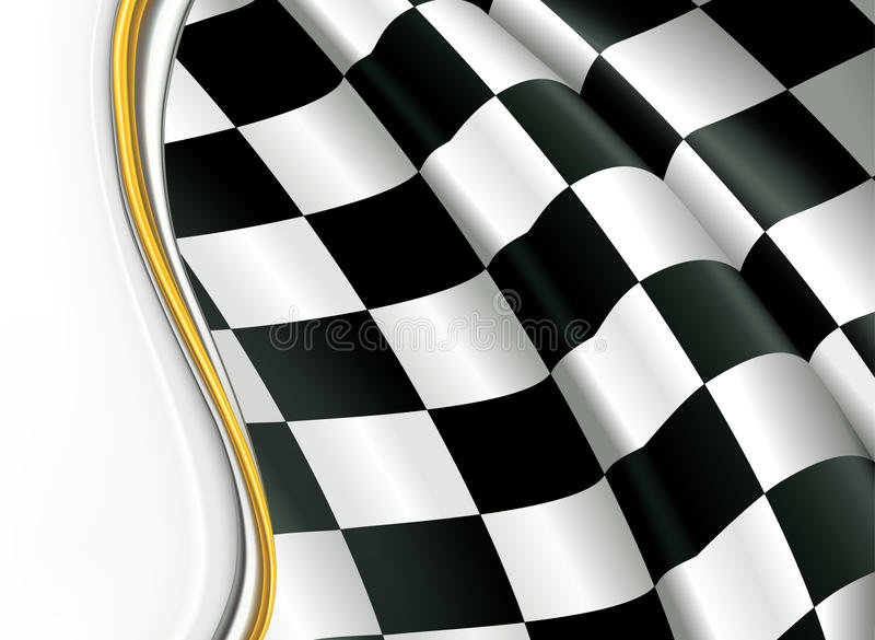 Download Checkered Background stock vector. Illustration of check - 20099766