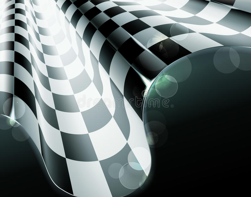 Download Checkered Background stock vector. Illustration of auto - 20319241