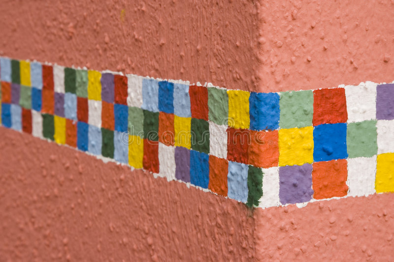 Download Checkered Border stock photo. Image of architecture, abstract - 481194
