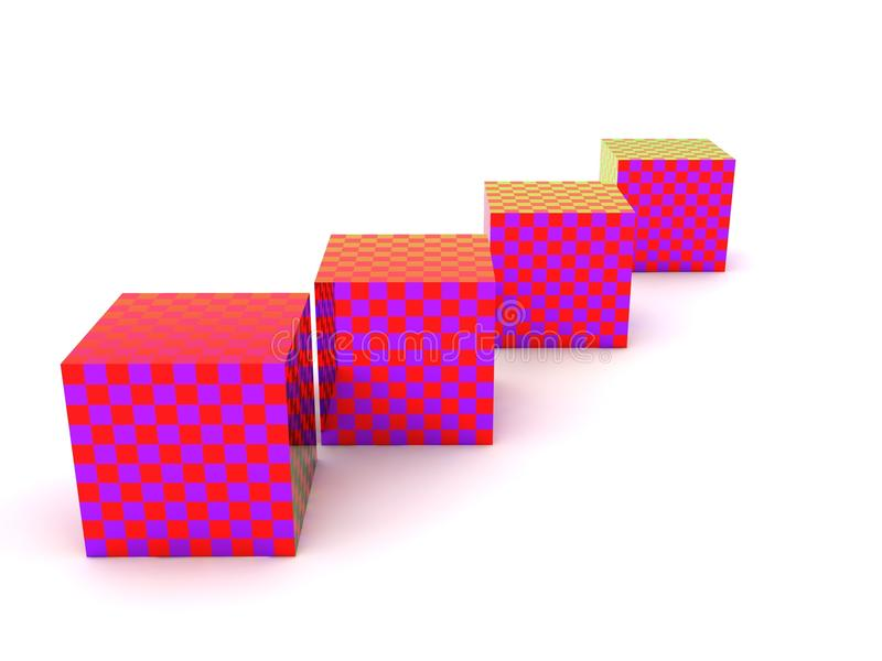 Download Checkered Boxes Royalty Free Stock Photo - Image: 11386305