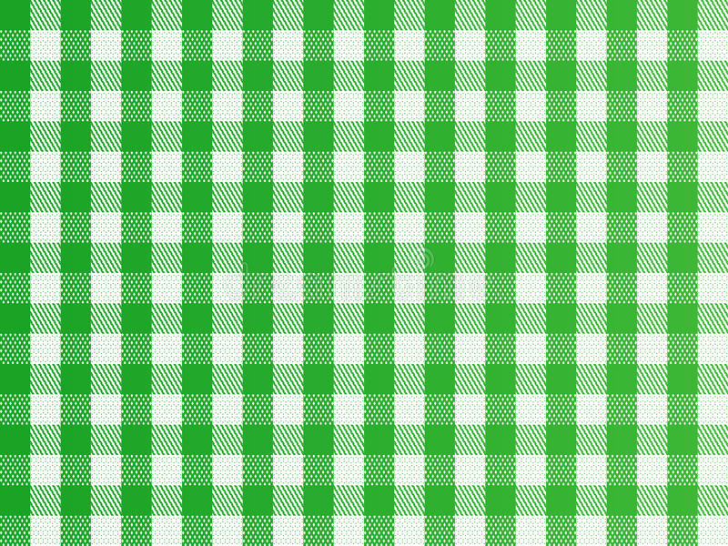 Download Checkered Green stock image. Image of design, gingham - 17732819