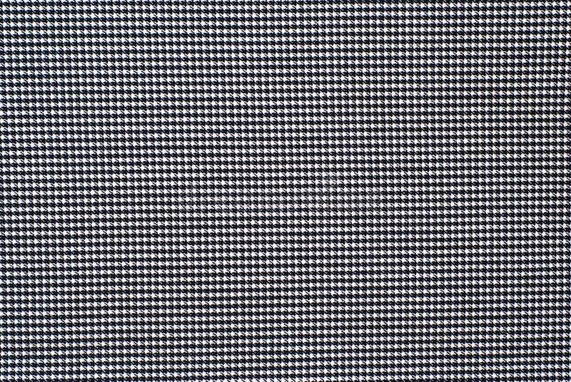 Checkered Material der Beschaffenheit stockbild