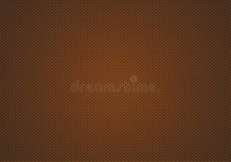 Checkered pattern design in the shade of brown. Checkered pattern background in the shade of brown for use with designs vector illustration
