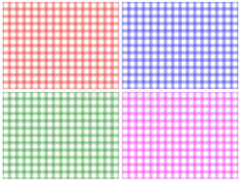 Download Checkered Pattern Set Stock Images - Image: 23463344