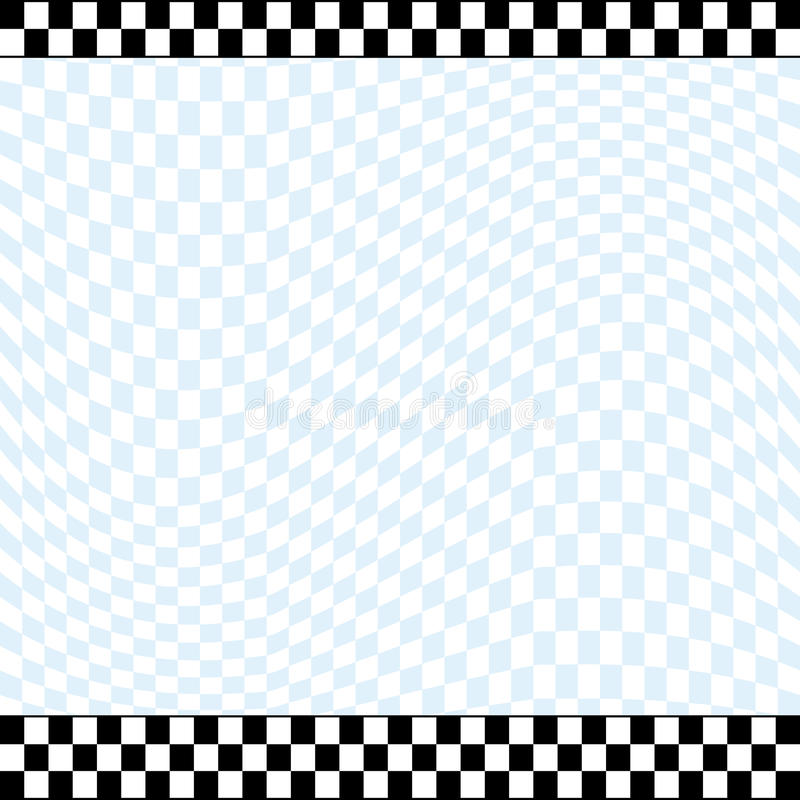 Download Checkered Racing Theme Background Stock Vector - Image: 18586442