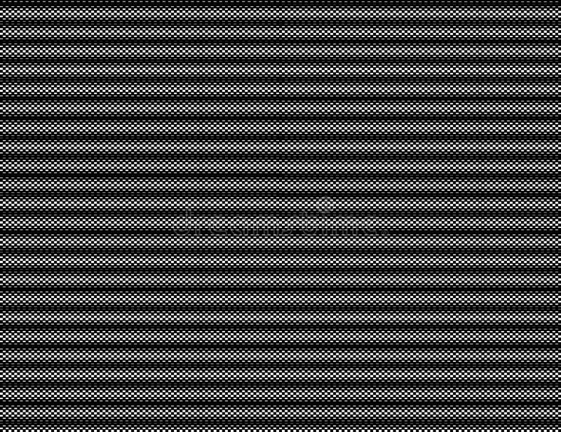 Checkered Schwarzweiss-Hintergrund lizenzfreie stockfotos