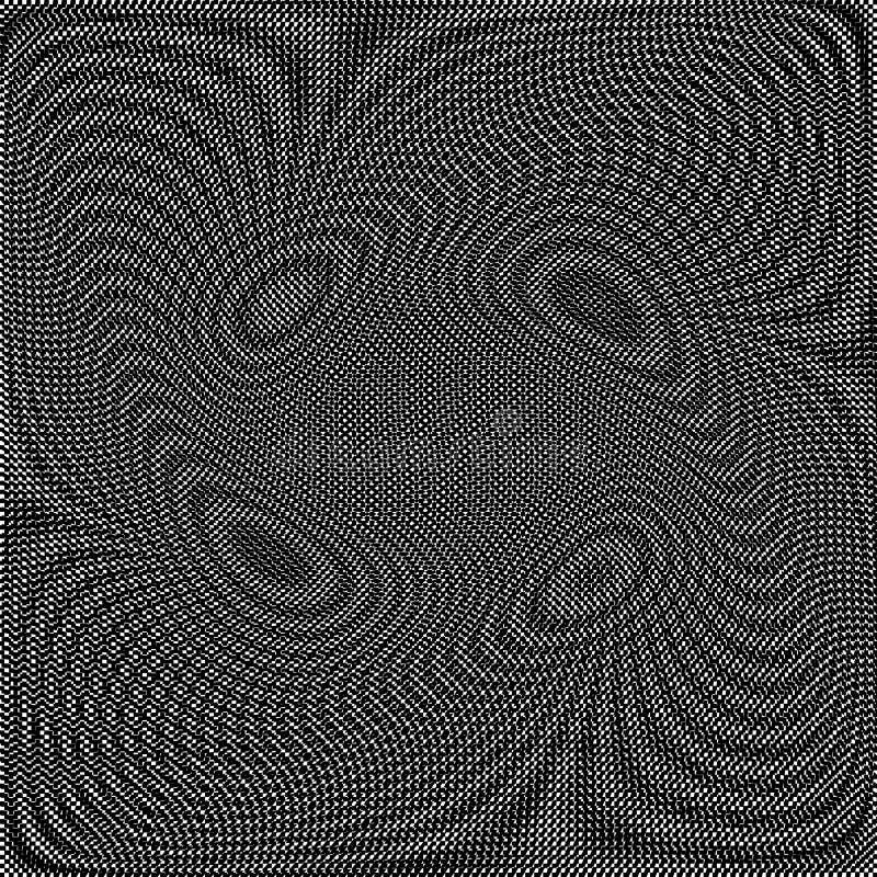 Checkered Schwarzweiss-Hintergrund lizenzfreies stockfoto