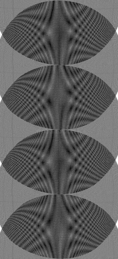 Checkered Schwarzweiss-Hintergrund stockbild