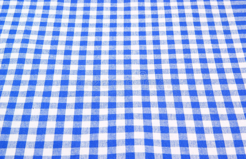 Download Checkered tablecloth stock image. Image of design, country - 13228491