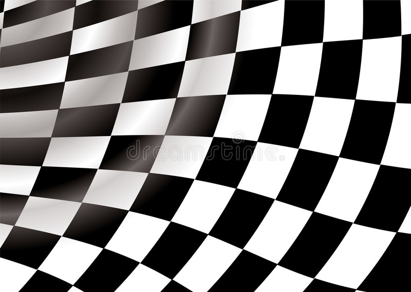 Download Checkered tunnel stock vector. Image of shadow, checkered - 6064510