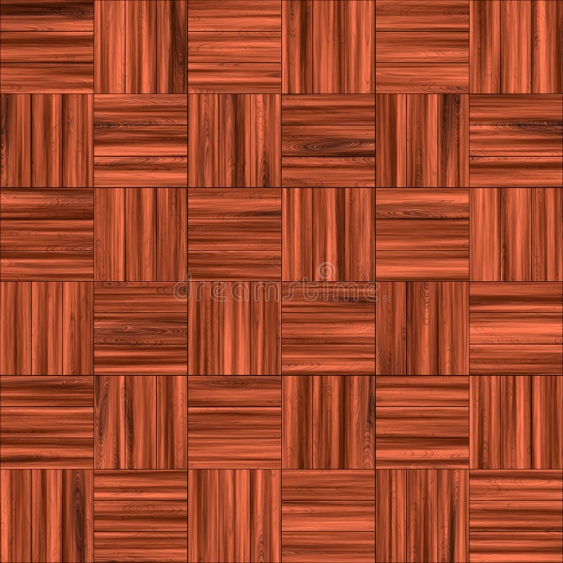 Download Checkered Wooden Floor stock illustration. Image of cherry - 14465219