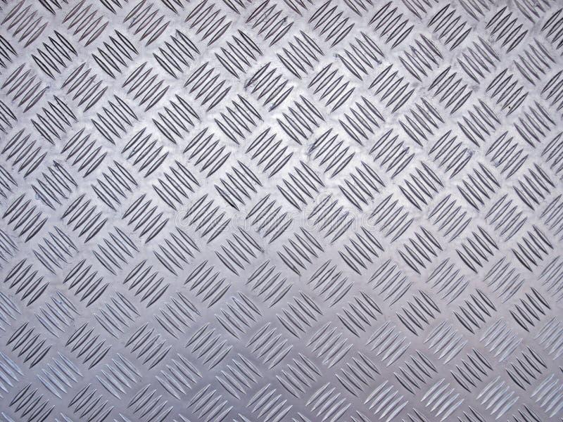 Checkerplate stock foto's