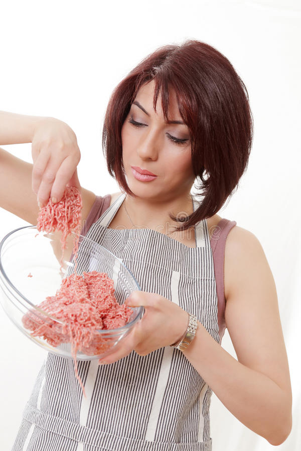 Download Checking Meat Royalty Free Stock Photo - Image: 24810865