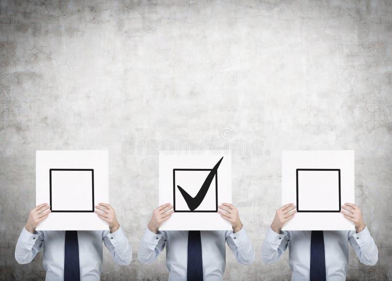 checklist foto de stock