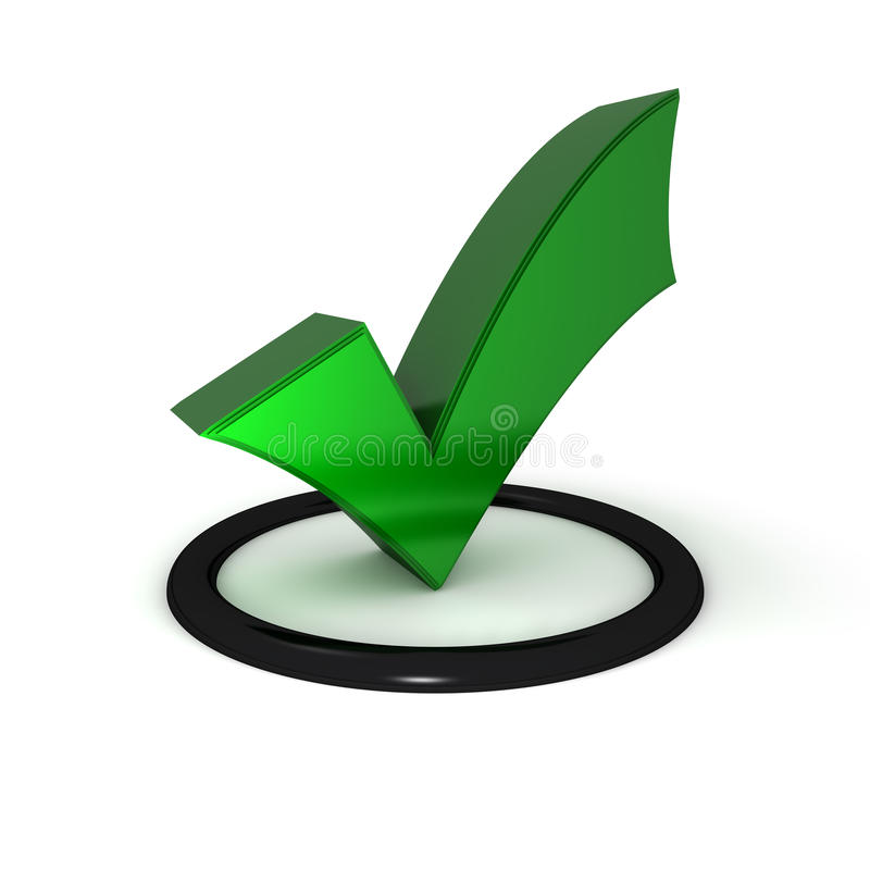 Download Checkmark stock illustration. Illustration of success - 11030491