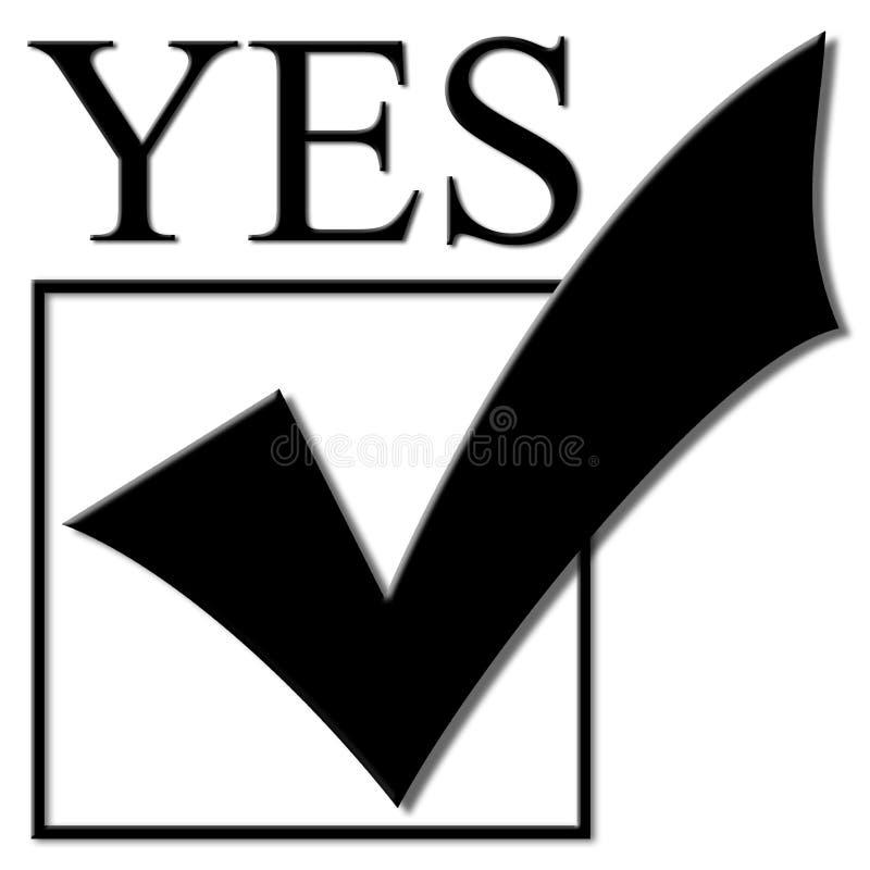 checkmark głosowania zdjęcia royalty free