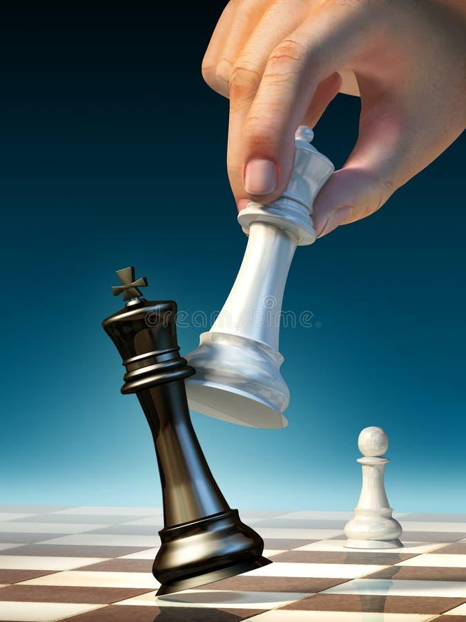 checkmate ilustracji