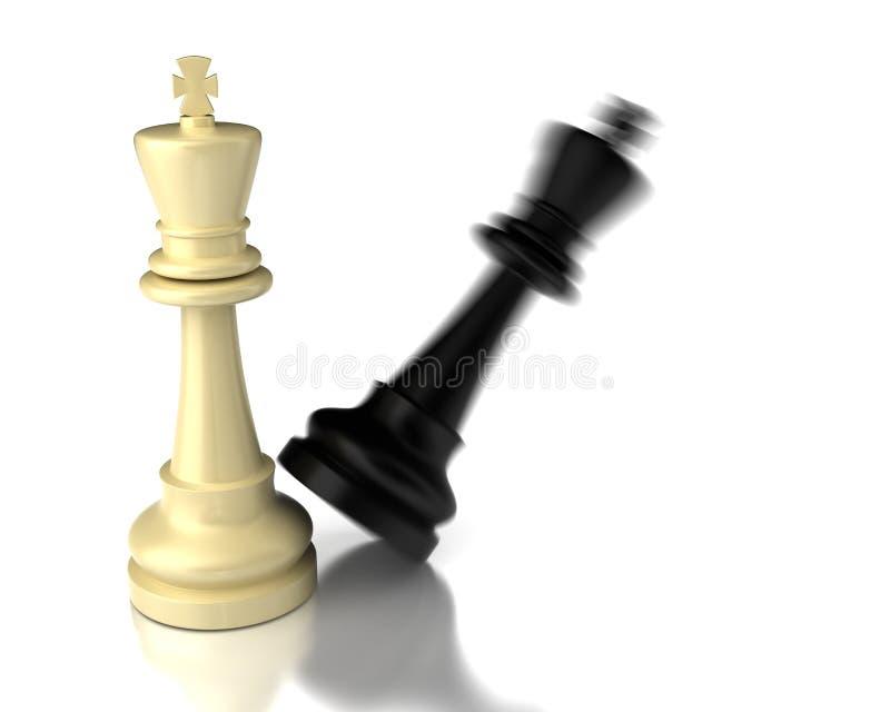 Checkmate stock photo