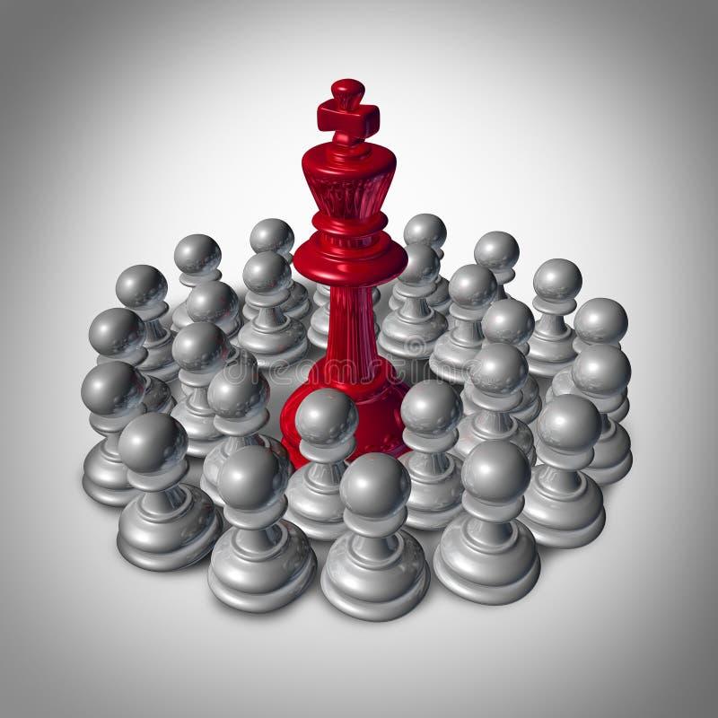 checkmate royalty ilustracja