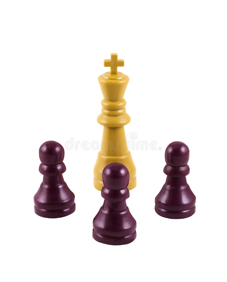 Download Checkmate stock image. Image of brown, ability, classic - 6169251