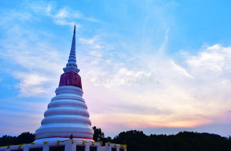 Chedi, достопримечательность Rayong общественная стоковые фотографии rf