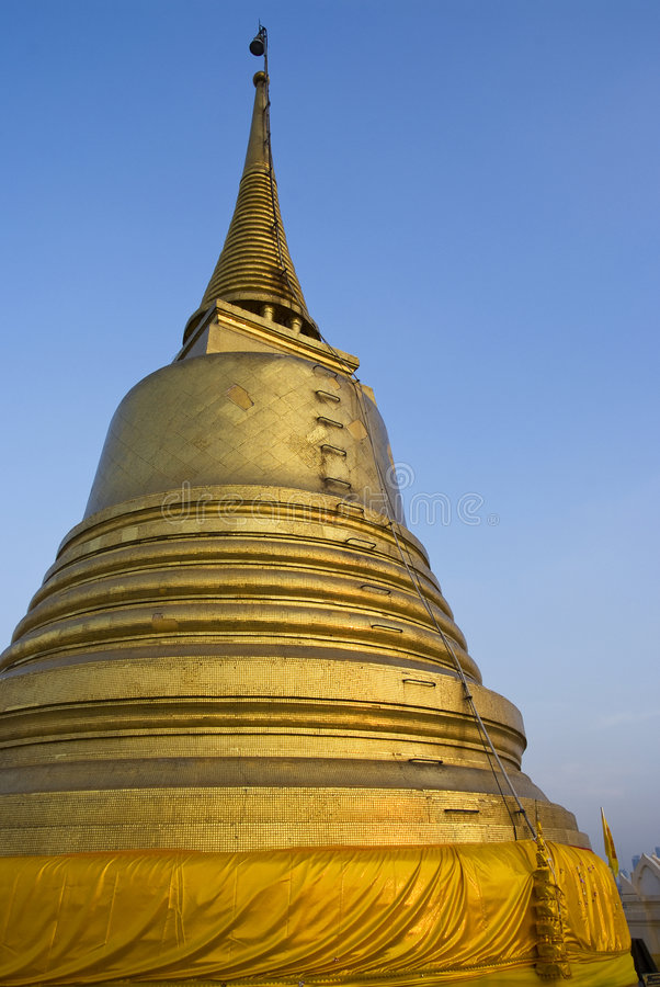 The Chedi On The Golden Mount Stock Photo
