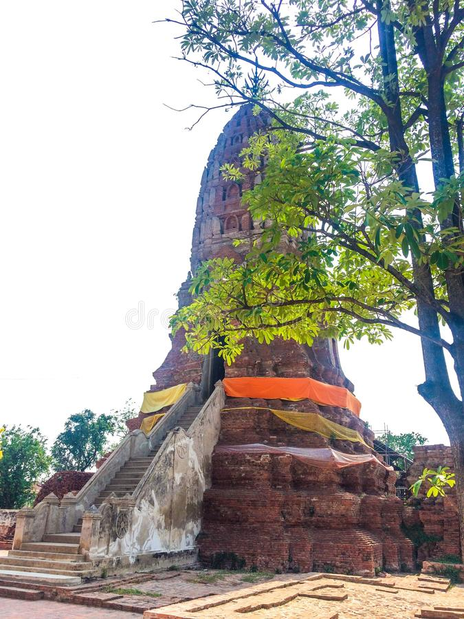 Chedi stock photography