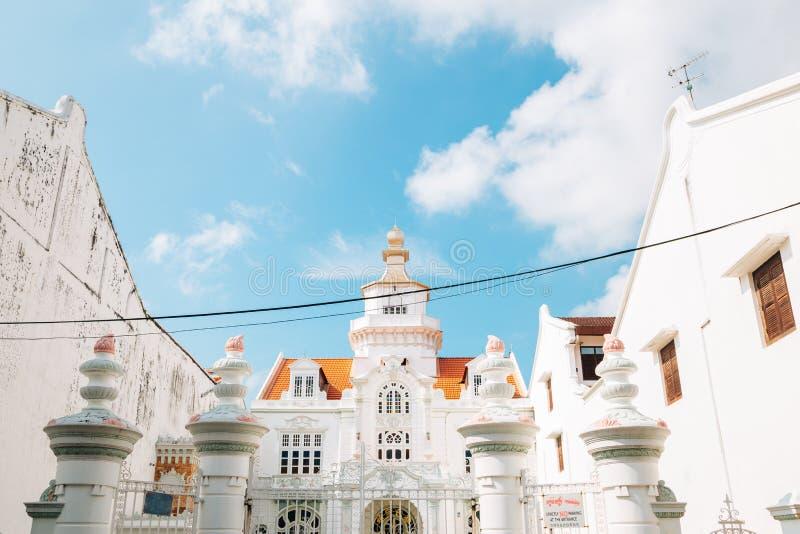 Chee domu przodka muzeum przy Malacca starym miasteczkiem w Malacca, Malezja obrazy stock