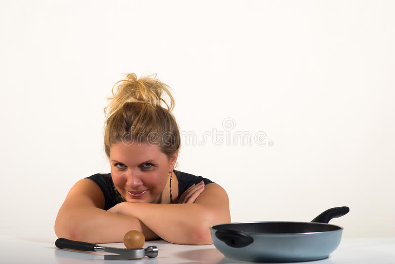 Download Cheeky chick stock photo. Image of funny, cheeky, copy - 21044348