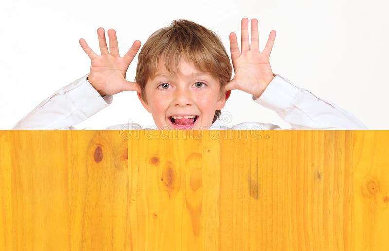 Download Cheeky Kid. Stock Photos - Image: 13344883