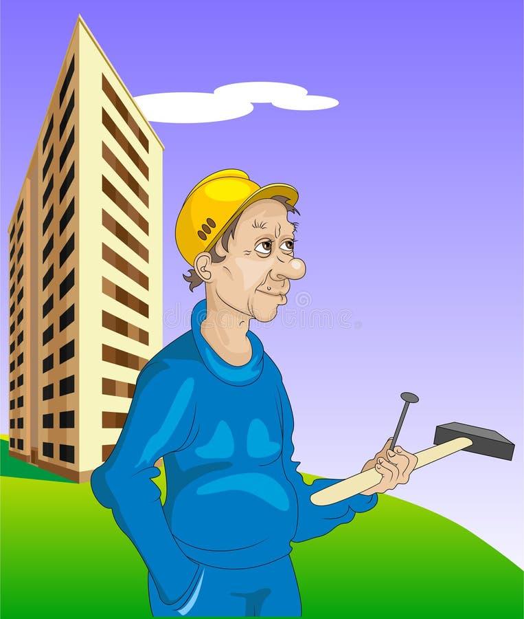 Free Cheerful Builder Stock Photos - 29969263